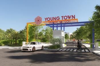 Chính chủ cần bán nền A4 - 37 dự án Young Town Tây Bắc Sài Gòn giá 100% là 900 tr, LH 0902.738.588