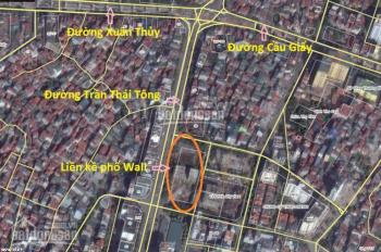 Bán nhà mặt phố Trần Thái Tông đẹp nhất quận Cầu Giấy sổ đỏ rõ ràng, kênh đầu tư, trữ tiền hiệu quả