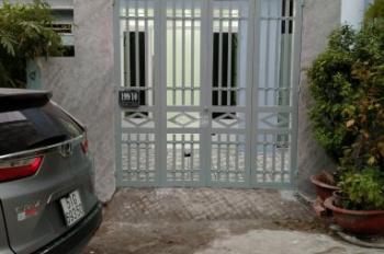 Cần bán gấp nhà riêng tại 199 Tô Ngọc Vân, Linh đông, Thủ đức, 3,6 tỷ Lh 0908116869