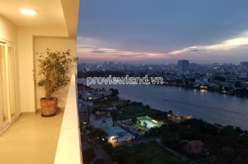 Cho thuê căn hộ duplex River Garden, A - XX. 06, DT 249m2, gồm 4PN, 2 tầng