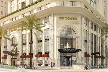 Mở bán căn hoa hậu dự án HDI Tower, 55 Lê Đại Hành, DT 76.6m2, căn góc 2PN, LH Mr Hà 0912 779 666