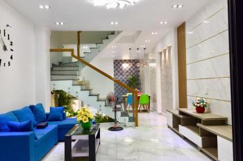 Bán gấp căn phố hẻm thông 8m full nội thất ngay Cây Trâm phường 9 Gò Vấp