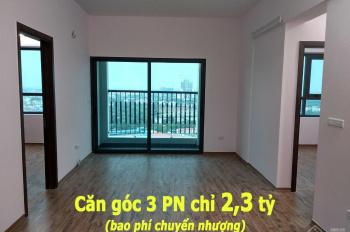 Cần bán gấp căn hộ chung cư C1 C2 Xuân Đỉnh - Ngoại Giao Đoàn nguyên bản chưa ở. LH: 0911.235.528