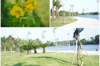 Bán lô đất ven sông tại TP Quảng Ngãi giá 630 triệu, DT 100m2, đã có sổ. LH: 0945 676 676 Ms Phương