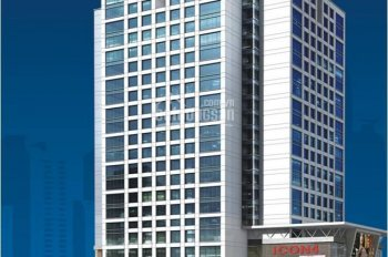 Cho thuê văn phòng tòa nhà Icon4 - Đê La Thành diện tích từ 64m2, Ms Vân 0978 958 917