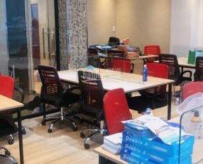 Cho thuê văn phòng đường D5, Bình Thạnh; văn phòng view đẹp 45m2 - 15tr; LH: 0777.102.591
