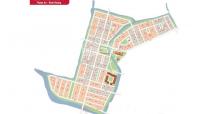 Bán gấp lô đất đường 12m KDC Vĩnh Phú 1, Thuận An, Bình Dương giá 15tr/m2, DT 120m2. LK CC Marina