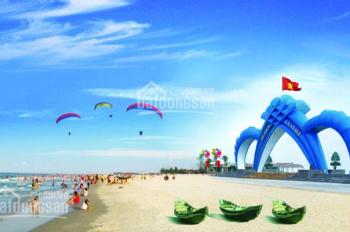 Mặt tiền đường đôi Nguyễn Hoàng, biển Cửa Việt
