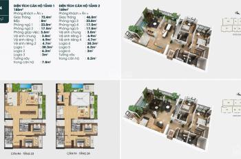 Căn hộ duplex 378.4m2, tầng 23,24 duy nhất dự án Lotus Long Biên. Liên hệ 0902232293