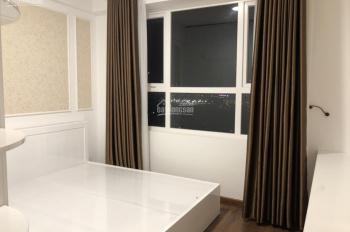 Cho thuê căn 76m2 3PN + 2WC, 13tr/th, máy lạnh, rèm, máy nước nóng, tặng 1 năm PQL. LH 093 100 3368