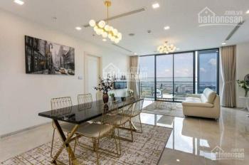 Penthouse Vinhomes Central Park cho thuê 190m2 full nội thất rất đẹp cho thuê với giá 50 triệu/th
