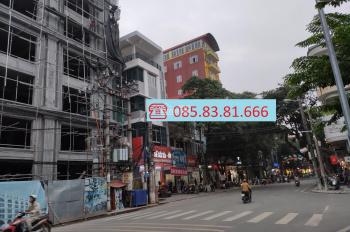 Cho thuê sàn thương mại 1000m2 tòa TTTM Chí Cường, đối diện chợ Vĩnh Yên, Vĩnh Phúc LH 0858.381.666
