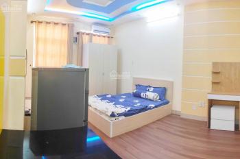 Phòng cho thuê - đầy đủ nội thất - 30m2, đường Cô Giang, đầy đủ tiện ích. LH: 0703735531
