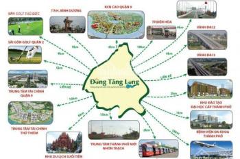 Bán gấp đất đất nền MT Đông Tăng Long, Trường Thạnh, Q9, SHR + GPXD