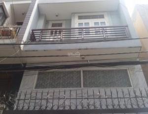 Cho thuê nhà mới HXH 662/2 Sư Vạn Hạnh, Quận 10, khu trung tâm Vạn Hạnh Mall