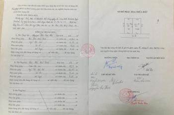Chính chủ cần bán đất xen kẹt 64m2, thuộc Phú Lương, Hà Đông, ngay sau trường đại học Đại Nam