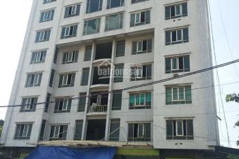 Bán tòa 10 tầng, lô góc 3 mặt, phố Hoàng Quốc Việt. DT 150m2, mặt tiền 15m, 42 tỷ
