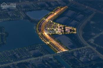 Bán đơn lập góc Hải Âu 2 được kinh doanh, hướng Đông, 348m2, view được hồ lớn 24,5ha VH Ocean Park