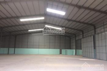 Cho thuê xưởng tại xã Hố Nai 3, Trảng Bom, Đồng Nai, LH: 0938.160.399