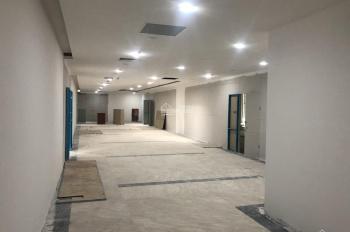 Cần cho thuê 450m2 sàn tầng 1 chung cư mặt phố Trần Duy Hưng
