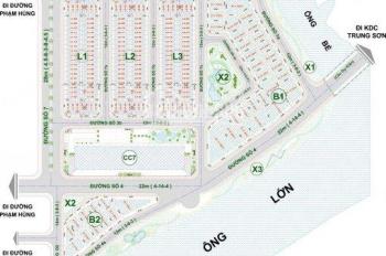Mở bán đợt 2 đất nền KDC 6B Kiên Cường, Bình Hưng, Bình Chánh, sổ riêng, 17tr/m2, LH 0792129282