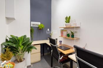 Cho thuê văn phòng Quận 1, giá thuê trọn gói 2.7tr/tháng, dành cho 1 - 3 nguời (4.5m2 + 70m2)