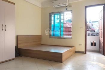 Cho thuê chung cư mini tại Nguyễn Khánh Toàn - Quan Hoa - Cầu Giấy