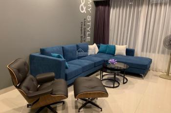 Saigon Royal 1PN có phòng làm việc riêng, nhà trang trí rất đẹp, giá chỉ 19tr, 0941.816.006