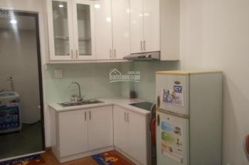 Cho thuê chung cư Nguyễn Văn Cừ, 50m2, 1PN, 1 phòng khách full đồ, giá 6 tr/th, 0829911592