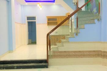 Cho thuê nguyên căn 6/2 Lê Đình Thụ (như hình), DT 4.5mx12m, 2 lầu + sân thượng, 4PN có WC trong