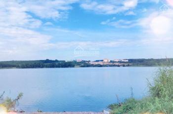 Bán gấp lô đất nền sổ đỏ, kế công an huyện Bắc Tân Uyên, tiện kinh doanh mua bán, 90m2 giá 570tr