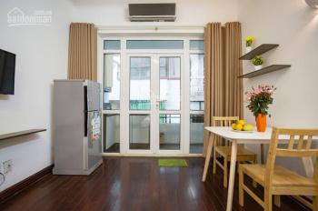 Chung cư đủ đồ, nội thất hiện đại, rất thoáng, 1PN, giá 7tr/th, ở Hoàng Ngân, Nguyễn Thị Định