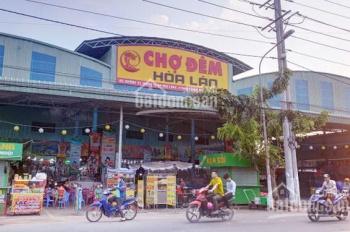 Bán đất mặt tiền đường 19m đối diện chợ tại thị xã Thuận An, giá tốt. 0903047377