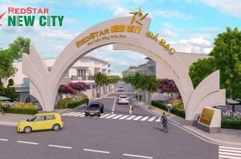 Phố đô thị Châu Đức Đá Bạc Vũng Tàu 'Redstar New City