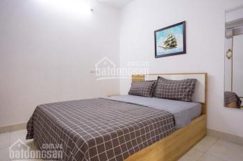 Cho thuê chung cư đủ đồ, nội thất mới, thoáng, có thể ở ngắn hạn, giá 6,8tr/th, ở Nguyễn Thị Định