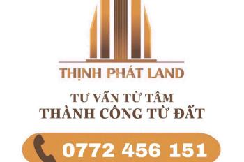 Cần bán gấp lô đất đường số 13 thuộc Lê Hồng Phong II, diện tích 100m2 bao ép cọc. LH 0772456151