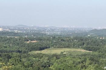 Gia đình cần bán lô đất hơn 8ha view đẹp nhất Lương Sơn, Hòa Bình