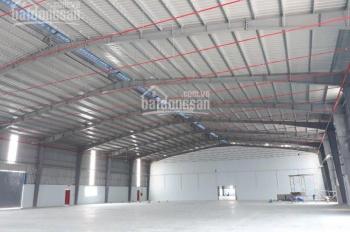 Kho xưởng cho thuê khu công nghiệp Tân Bình, DT: 9.700m2, giá thuê thương lượng