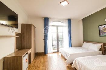 Khách sạn 17 phòng ngay trung tâm - Bùi Thị Xuân, P. 2, Đà Lạt - Khách quanh năm, thu nhập khủng