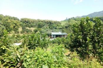Bán đất Kỳ Sơn, Hòa Bình, 4350m2 trang trại nghỉ dưỡng, GT thuận tiện, view đẹp, giá rẻ, 0962792687