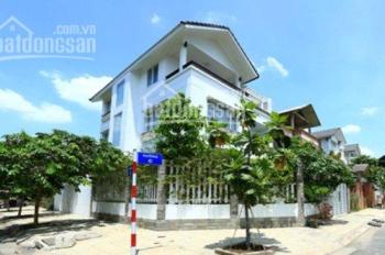 Biệt thự khu A Lê Thành, DT 9m x 20m, trệt lầu mái ngói, giá 9,5 tỷ. 0908.676.909 (Vương)