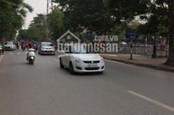 Bán nhà mặt phố Nguyễn Văn Cừ Long Biên 360m mặt tiền 10,5m, giá 70 tỷ, GPXD 10 tầng