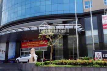 Cho thuê VP 110 - 200 - 450m2 ô góc, 2 mặt thoáng tại tòa nhà Licogi 13, Thanh Xuân, Hà Nội l