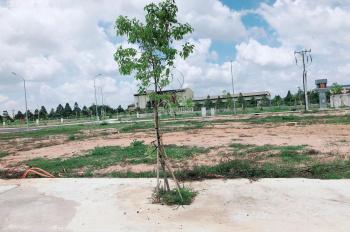 Bán đất MT Bình Chuẩn 42, Thuận An, sổ sẵn XDTD, TC 100%, DT 100m2 giá 980 triệu. LH 0932154759 Quý