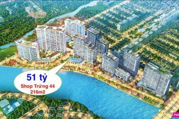 Bán shophouse 44 tòa nhà hình trứng - The Signature M7 - Midtown Phú Mỹ Hưng - 0899303368