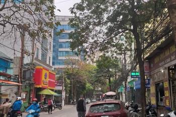 Cho thuê nhà mặt phố Hoàng Ngọc Phách, Đống Đa DT 75m2, 4 tầng, giá 50tr/th, MT 6m LH 0822288811