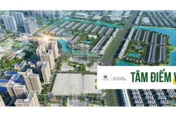 Phân phối dự án Vinhomes Ocean Park, Gia Lâm, Hà Nội