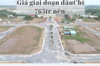 Đất nền Hưng Long chỉ 750 triệu (giá 100%)