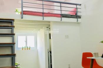 Cho thuê phòng trọ gác lửng có máy lạnh mới xây tại Lý Thường Kiệt giá rẻ trung tâm Quận 11
