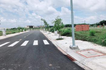Bán đất MT Bình Chuẩn 42, Thuận An, sổ sẵn, XDTD, TC 100%, DT 80m2 giá 750 triệu. LH 0932154759 Quý